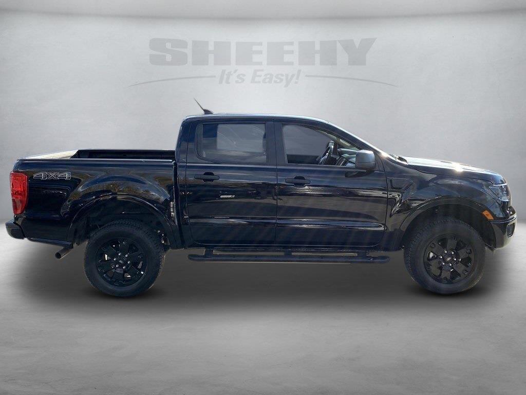 2021 Ford Ranger SuperCrew Cab 4x4, Pickup #CLD62484 - photo 9