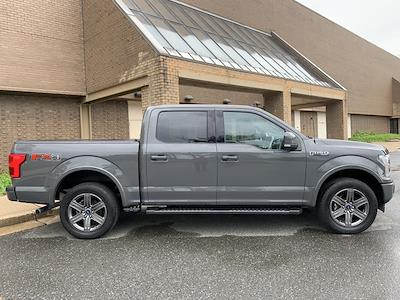 2020 Ford F-150 SuperCrew Cab 4x4, Pickup #CMA9401A - photo 2