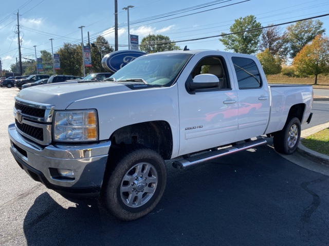 2011 Silverado 2500 Crew Cab 4x4, Pickup #CNG3485J - photo 4