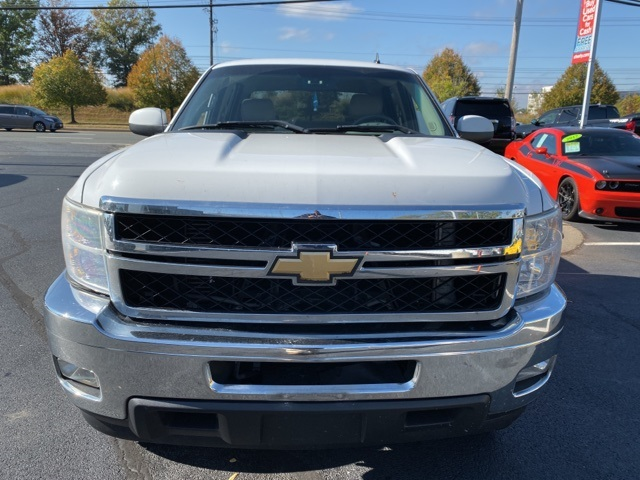 2011 Silverado 2500 Crew Cab 4x4, Pickup #CNG3485J - photo 5