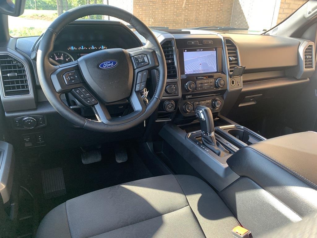 2018 Ford F-150 SuperCrew Cab 4x4, Pickup #CNL0195A - photo 3