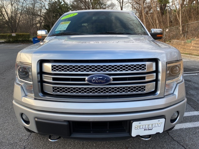 2014 F-150 SuperCrew Cab 4x4, Pickup #CNP890J - photo 10