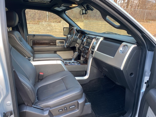 2014 F-150 SuperCrew Cab 4x4, Pickup #CNP890J - photo 22