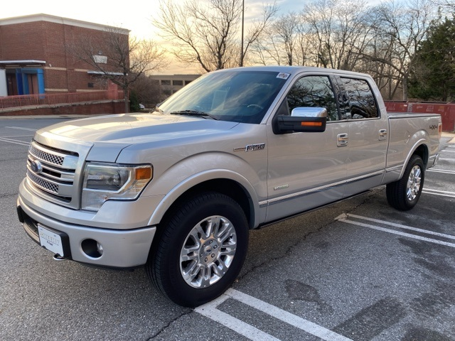 2014 F-150 SuperCrew Cab 4x4, Pickup #CNP890J - photo 9