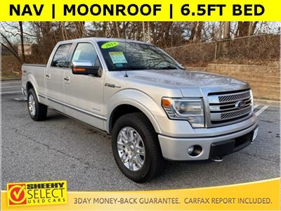 2014 F-150 SuperCrew Cab 4x4, Pickup #CNP890J - photo 1