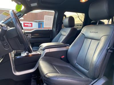 2014 F-150 SuperCrew Cab 4x4, Pickup #CNP890J - photo 19
