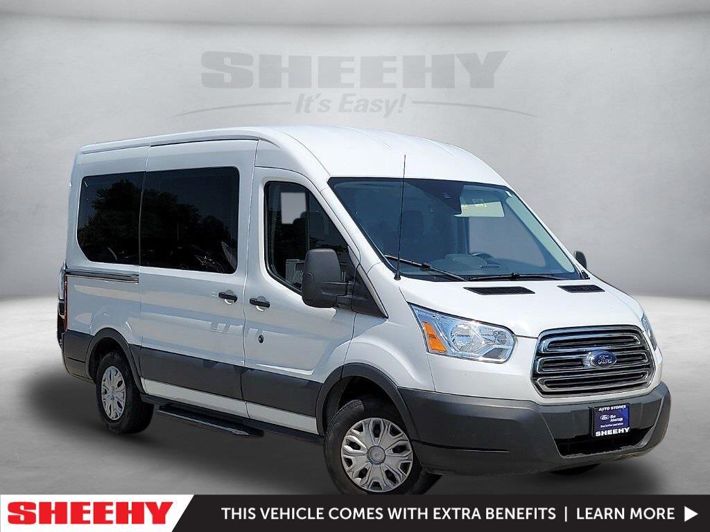 2016 Ford Transit 150 Medium Roof 4x2, Passenger Wagon #CP00579 - photo 1