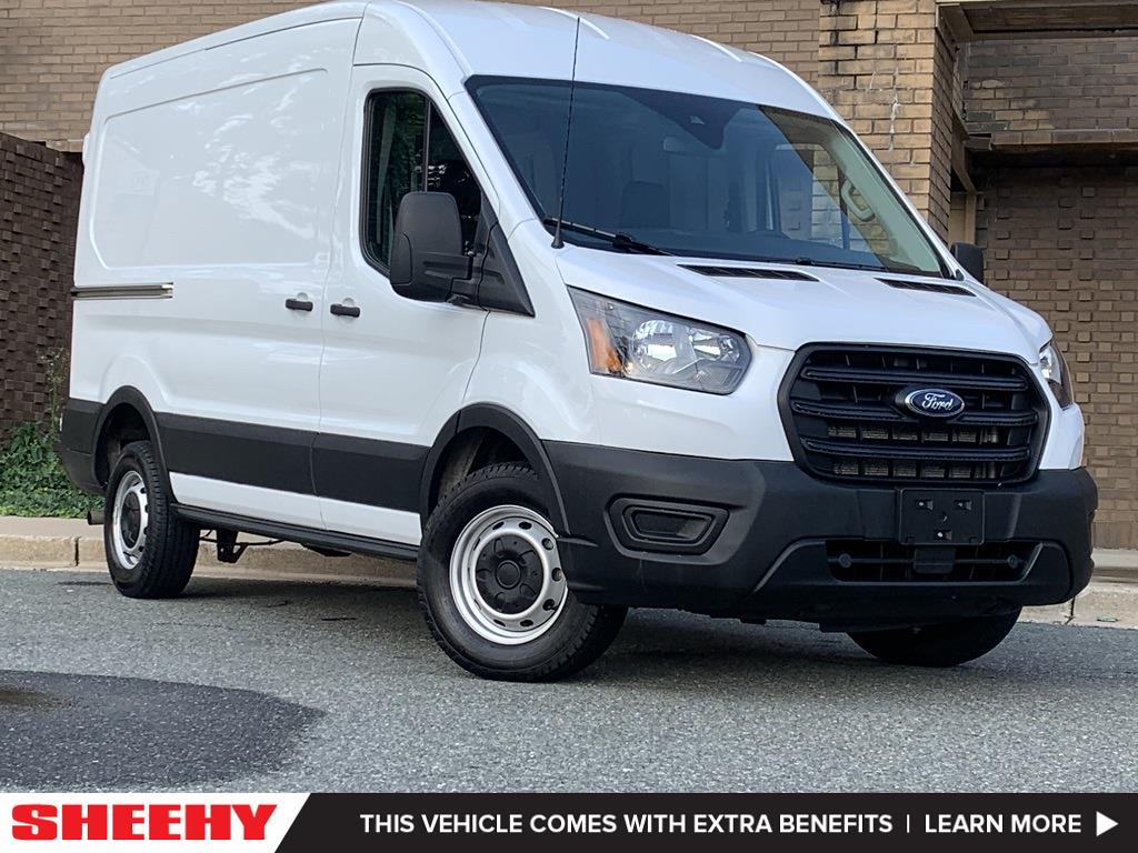 2020 Ford Transit 250 Medium Roof 4x2, Empty Cargo Van #CP01049 - photo 1