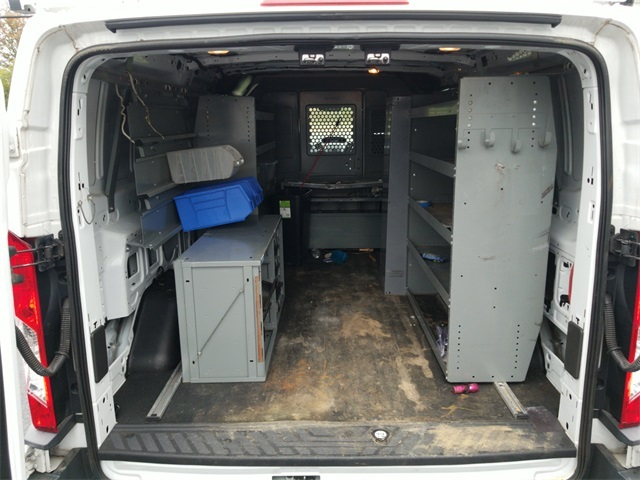 2015 Transit 150, Upfitted Cargo Van #CP90076A - photo 1