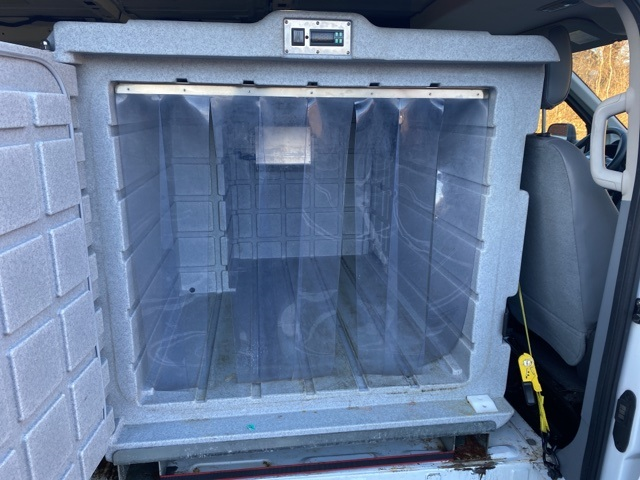 2016 Transit 150 Low Roof 4x2, Empty Cargo Van #CP902039 - photo 24