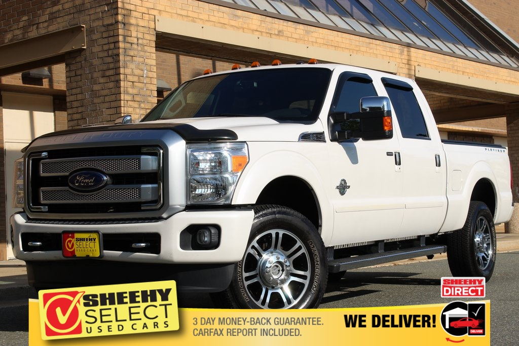 2016 Ford F-250 Crew Cab 4x4, Pickup #CP903979 - photo 5