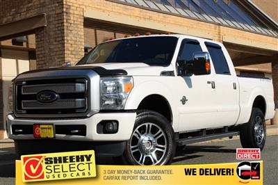 2016 Ford F-250 Crew Cab 4x4, Pickup #CP903979 - photo 4