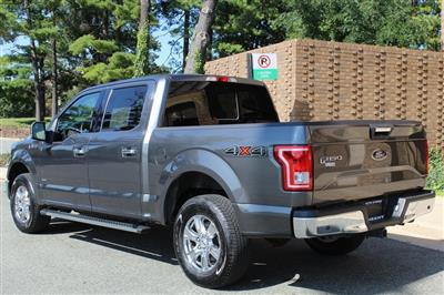 2016 Ford F-150 SuperCrew Cab 4x4, Pickup #CP904009 - photo 9