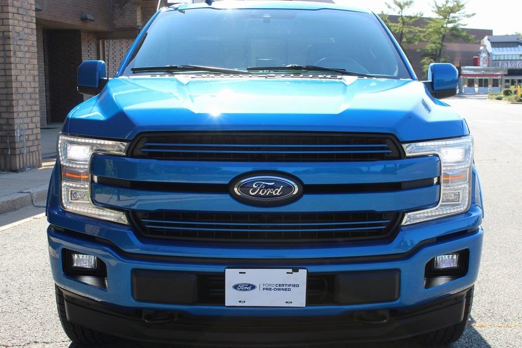 2019 Ford F-150 SuperCrew Cab 4x4, Pickup #CP904099 - photo 11