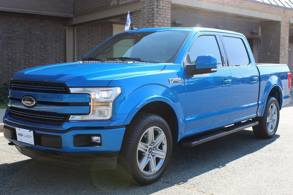2019 Ford F-150 SuperCrew Cab 4x4, Pickup #CP904099 - photo 7