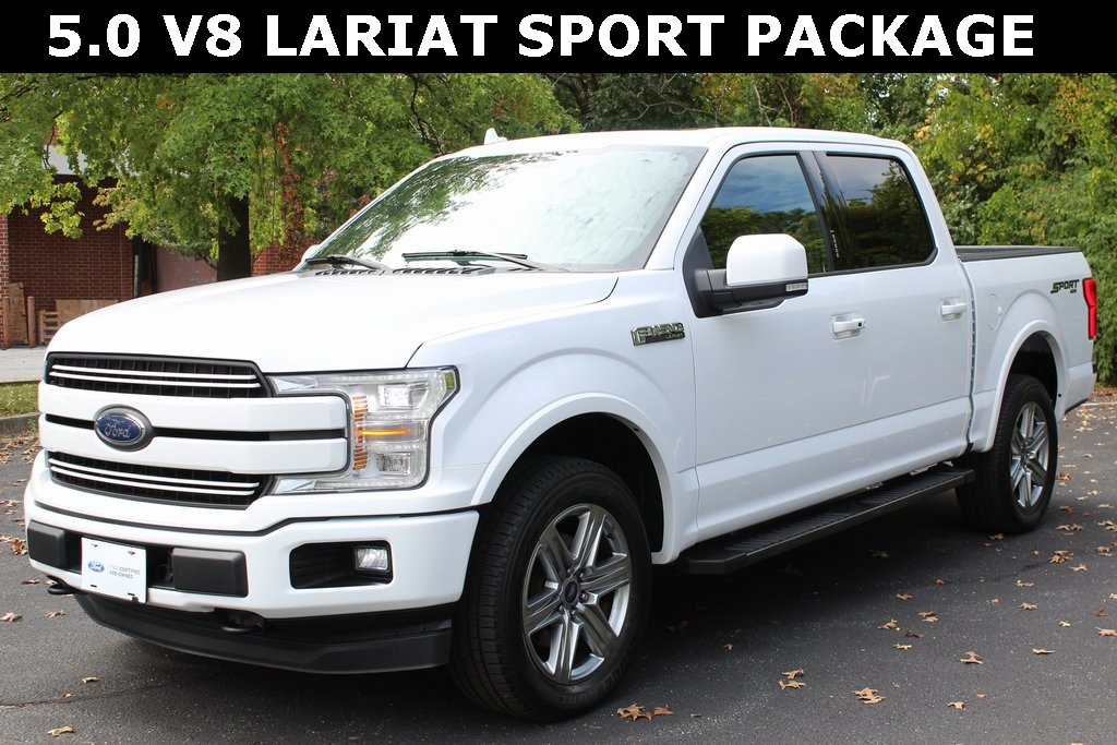 2018 Ford F-150 SuperCrew Cab 4x4, Pickup #CP904109 - photo 3