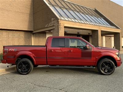 2013 Ford F-150 SuperCrew Cab 4x4, Pickup #CP90419A - photo 4