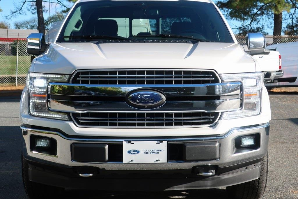 2019 Ford F-150 SuperCrew Cab 4x4, Pickup #CP905159 - photo 12