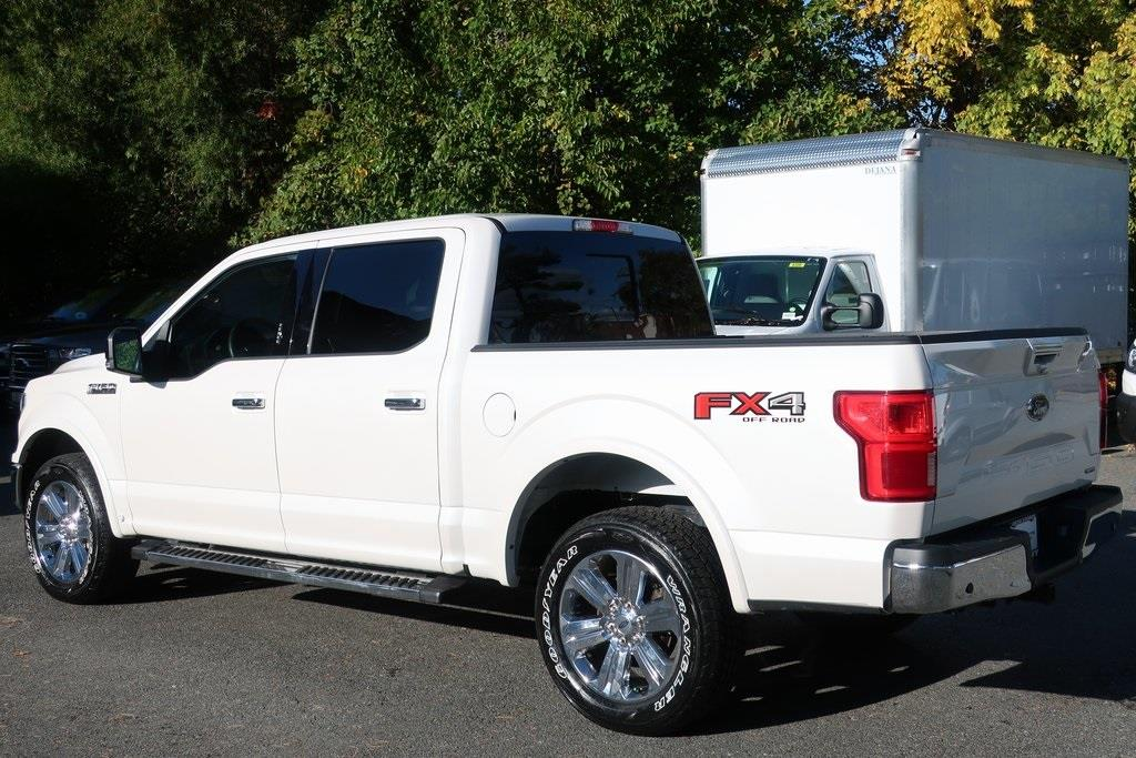 2019 Ford F-150 SuperCrew Cab 4x4, Pickup #CP905159 - photo 8