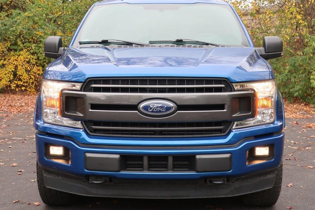 2018 Ford F-150 SuperCrew Cab 4x4, Pickup #CP906039 - photo 26
