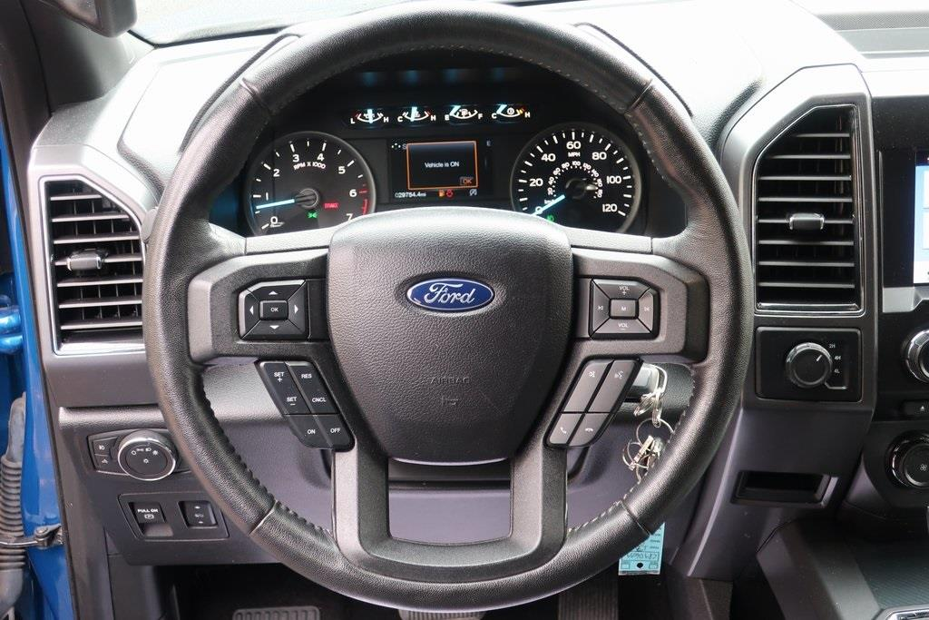 2018 Ford F-150 SuperCrew Cab 4x4, Pickup #CP906039 - photo 29