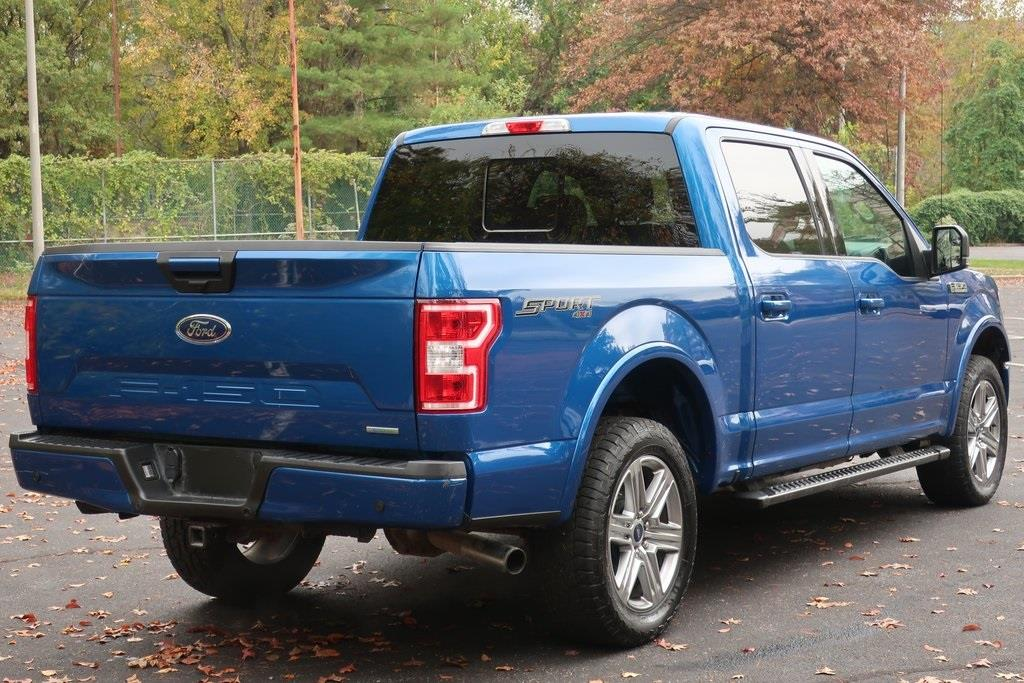 2018 Ford F-150 SuperCrew Cab 4x4, Pickup #CP906039 - photo 2