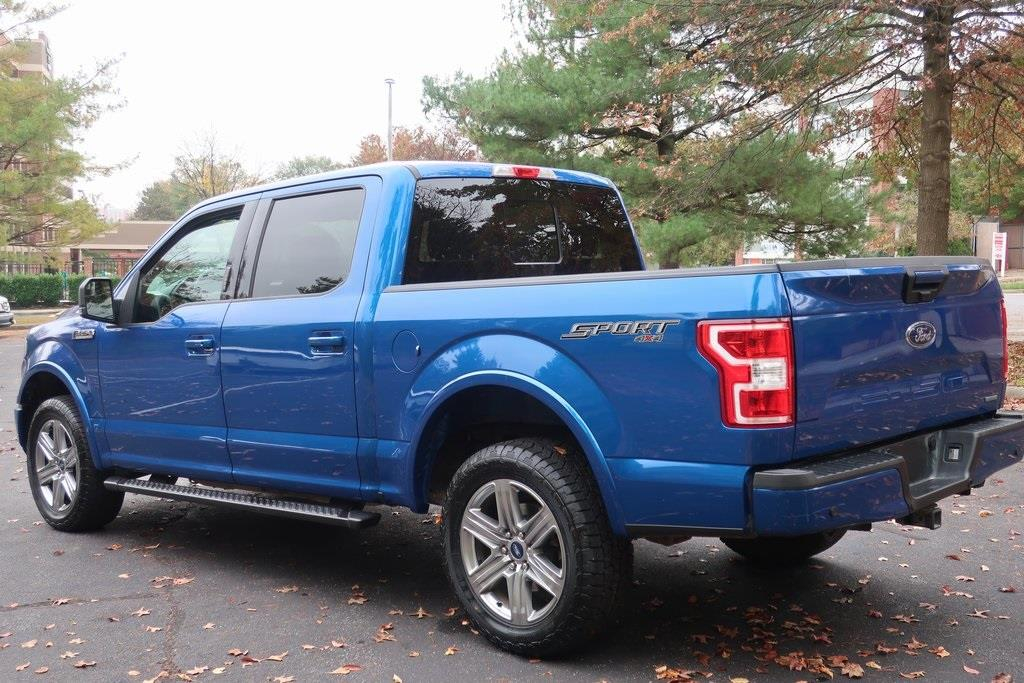 2018 Ford F-150 SuperCrew Cab 4x4, Pickup #CP906039 - photo 6