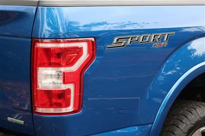 2018 Ford F-150 SuperCrew Cab 4x4, Pickup #CP906039 - photo 16