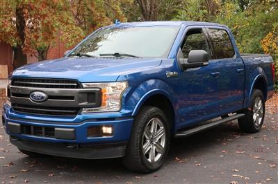 2018 Ford F-150 SuperCrew Cab 4x4, Pickup #CP906039 - photo 9