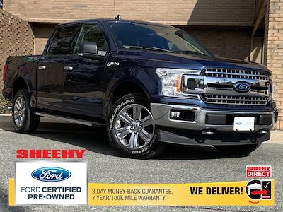 2018 Ford F-150 SuperCrew Cab 4x4, Pickup #CP906399 - photo 1