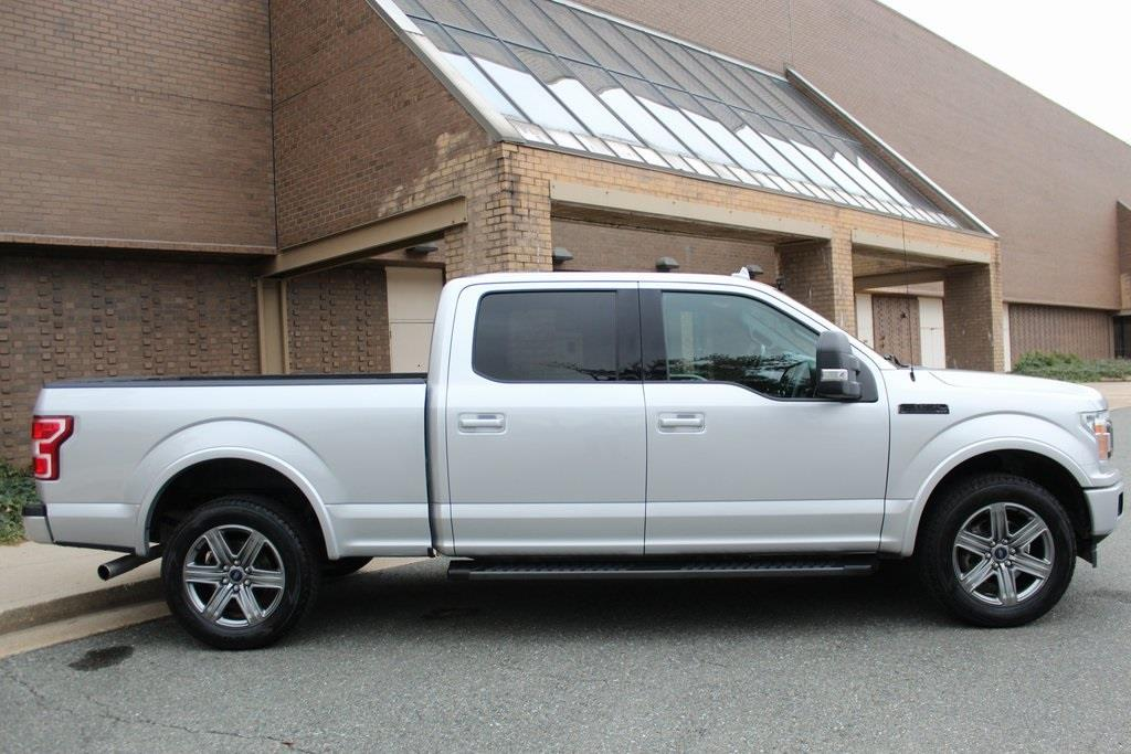 2018 Ford F-150 SuperCrew Cab 4x4, Pickup #CP906509 - photo 13
