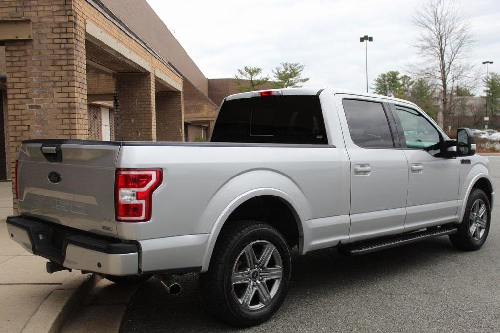 2018 Ford F-150 SuperCrew Cab 4x4, Pickup #CP906509 - photo 15