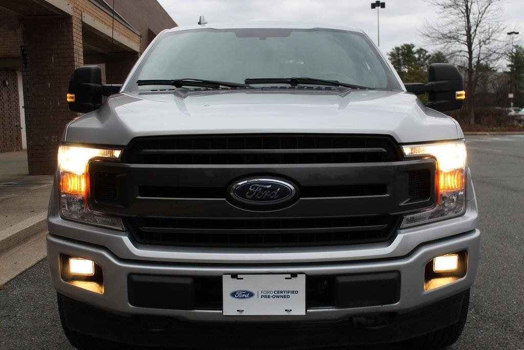 2018 Ford F-150 SuperCrew Cab 4x4, Pickup #CP906509 - photo 6