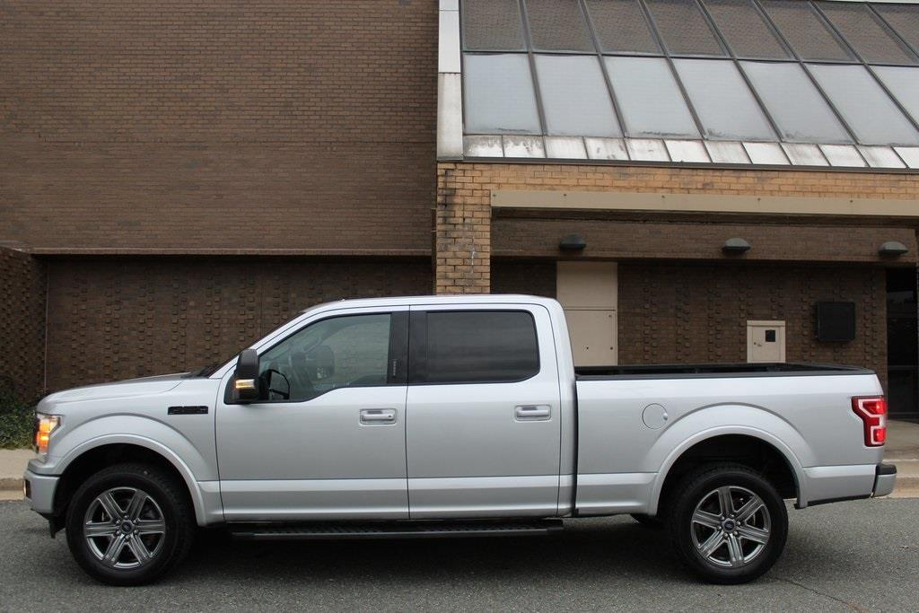 2018 Ford F-150 SuperCrew Cab 4x4, Pickup #CP906509 - photo 8