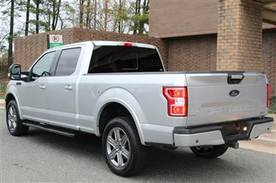 2018 Ford F-150 SuperCrew Cab 4x4, Pickup #CP906509 - photo 2