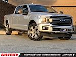 2018 Ford F-150 SuperCrew Cab 4x4, Pickup #CP906509 - photo 1