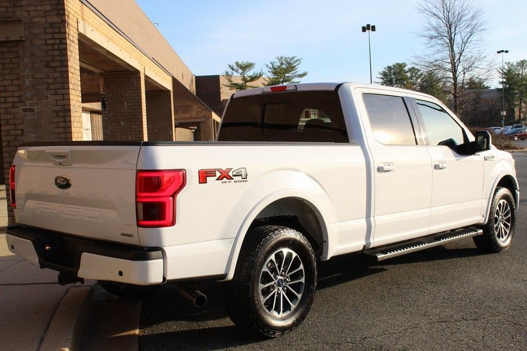 2018 Ford F-150 SuperCrew Cab 4x4, Pickup #CP906549 - photo 10