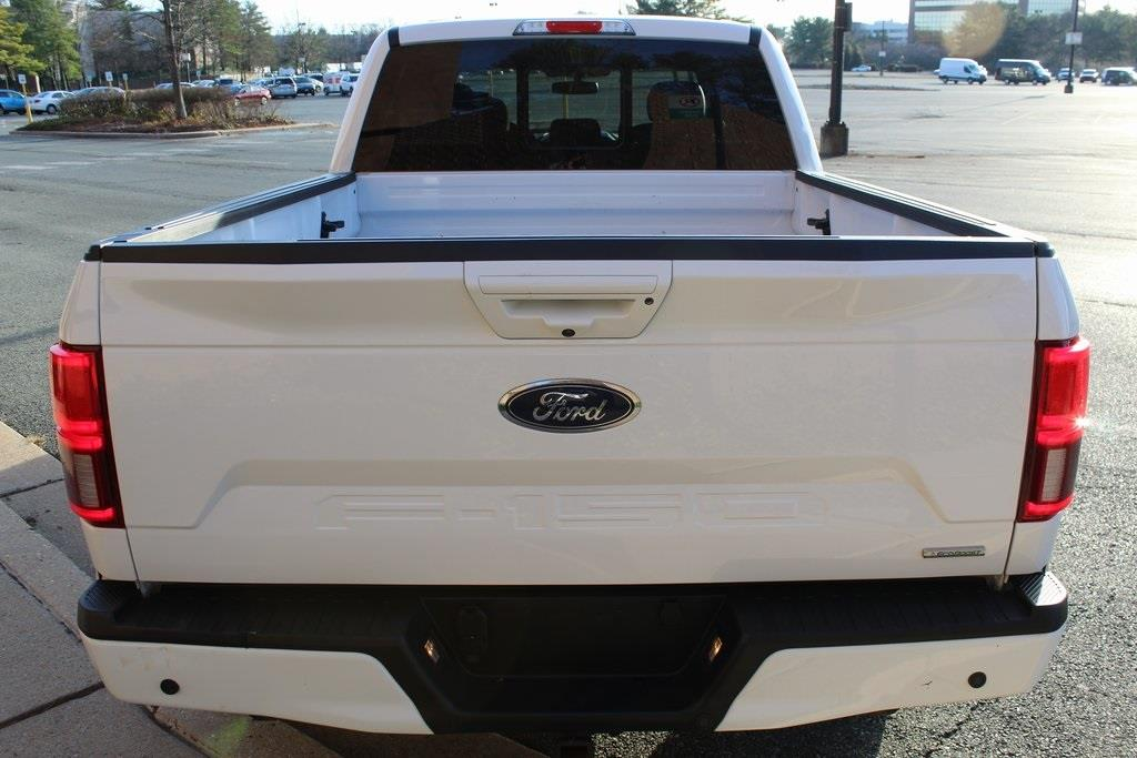 2018 Ford F-150 SuperCrew Cab 4x4, Pickup #CP906549 - photo 12
