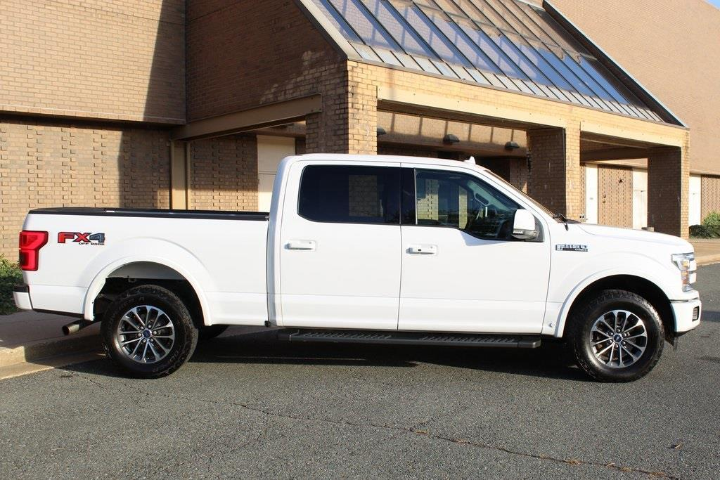 2018 Ford F-150 SuperCrew Cab 4x4, Pickup #CP906549 - photo 8