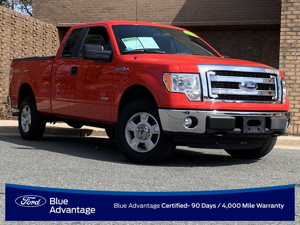 2014 Ford F-150 Super Cab 4x4, Pickup #CP9716A - photo 1