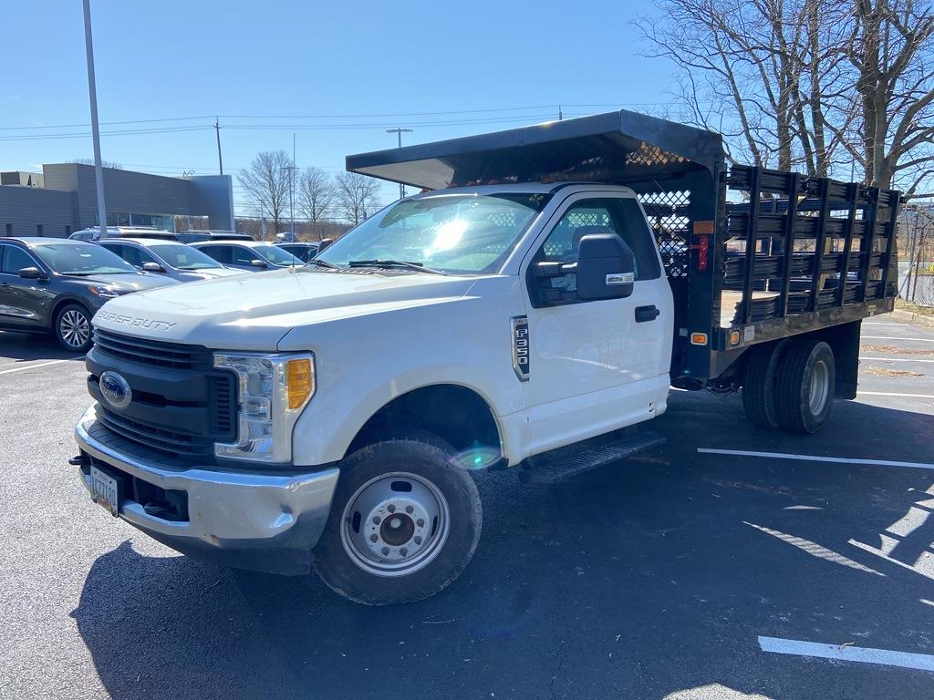 2017 Ford F-350 Regular Cab DRW 4x2, Stake Bed #CP98949 - photo 1