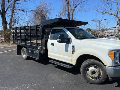 2017 Ford F-350 Regular Cab DRW 4x2, Stake Bed #CP98949 - photo 4