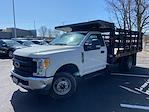2017 Ford F-350 Regular Cab DRW 4x2, Stake Bed #CP98949 - photo 3