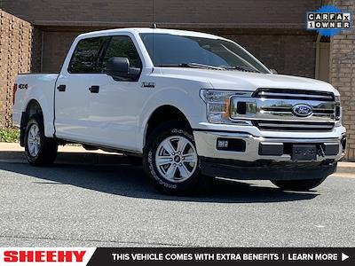 2020 Ford F-150 SuperCrew Cab 4x4, Pickup #CP99189 - photo 3