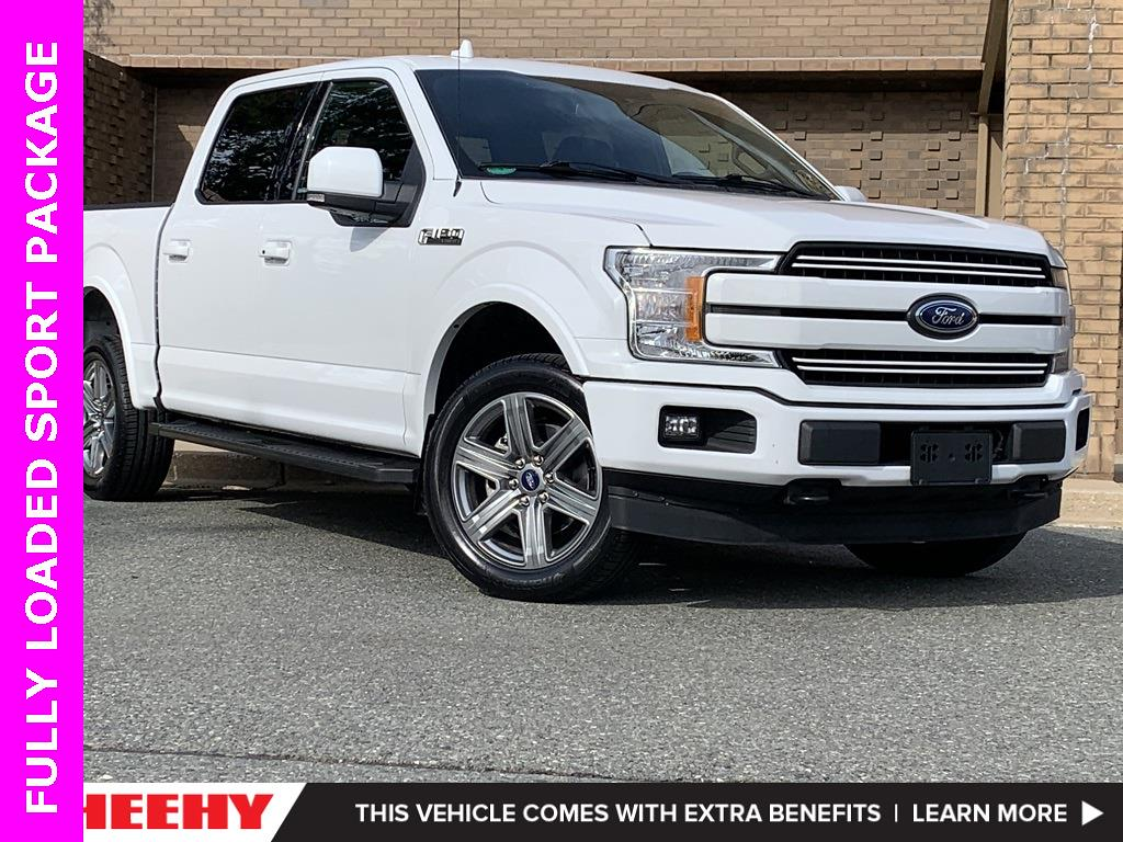 2018 Ford F-150 SuperCrew Cab 4x4, Pickup #CP99589 - photo 1