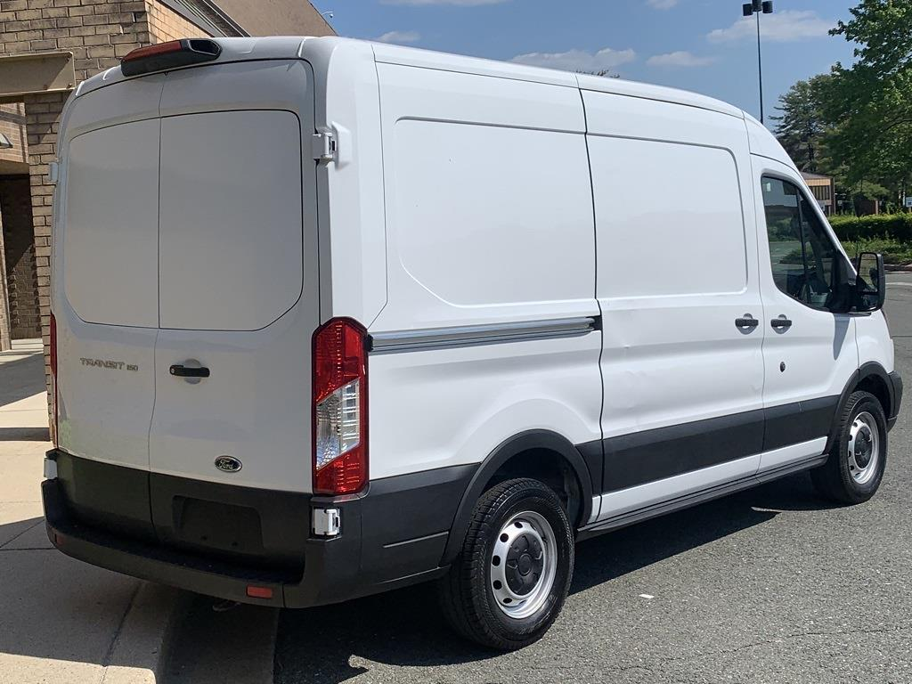 2019 Ford Transit 150 Med Roof 4x2, Empty Cargo Van #CP99689 - photo 2