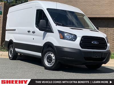2019 Ford Transit 150 Med Roof 4x2, Empty Cargo Van #CP99689 - photo 1