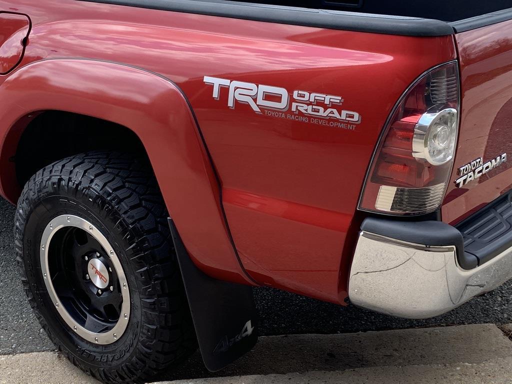2012 Toyota Tacoma Double Cab 4x4, Pickup #CR24595A - photo 10