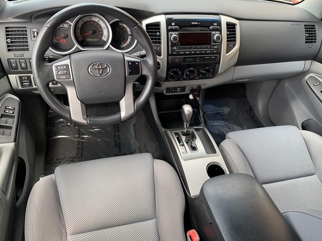 2012 Toyota Tacoma Double Cab 4x4, Pickup #CR24595A - photo 4