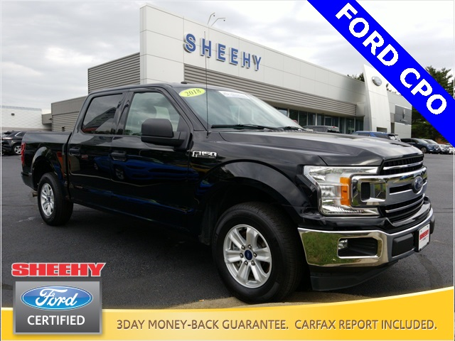 2018 F-150 SuperCrew Cab 4x2,  Pickup #CR900809 - photo 1